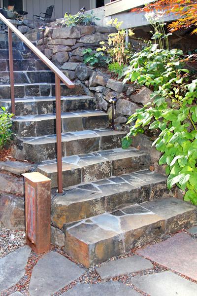 Basalt-Staircase